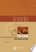 Inside Tax Law
