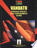 Vanuatu Foreign Policy   Government Guide