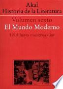 Historia de la literatura VI