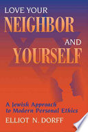 Love Your Neighbor and Yourself