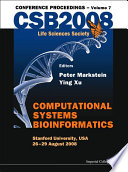 Computational Systems Bioinformatics