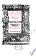 Opus medicinae practicae saluberrimum  antehac nusquam impressum  Galeatij de Sancta Sophia in nomu m  tractatum libri Rhasis ad regem Almansorem de curatione morborum particularium