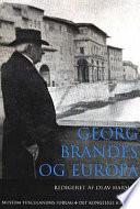 Georg Brandes og Europa