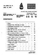 Bhavan s Journal