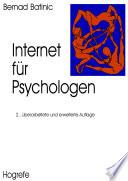 Internet für Psychologen