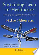 Sustaining Lean in Healthcare