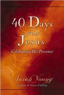 40 Days With Jesus Book