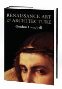 Renaissance Art and Architecture Pages Of Color Plates This Volume Provides An