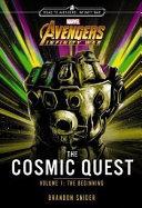 Avengers Infinity War : stones through the marvel cinematic universe...