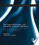 The Legal Philosophy and Influence of Jeremy Bentham