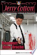 Jerry Cotton Sonder Edition 71   Krimi Serie