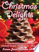 Christmas Delights Cookbook