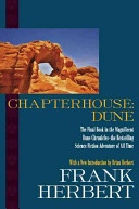 Chapterhouse Dune book