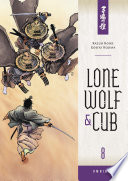 Lone Wolf And Cub Omnibus : forced into exile with his infant son,...