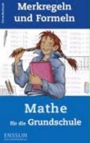 Merkregeln Mathe für die Grundschule