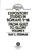 Expository Studies in Romans 9 16 Book PDF