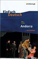 Max Frisch  Andorra     verstehen