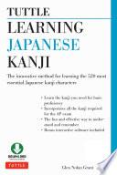 Tuttle Learning Japanese Kanji