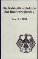 Die Kabinettsprotokolle der Bundesregierung: 1950