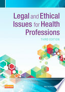 Legal And Ethical Issues In Health Occupations E Book book