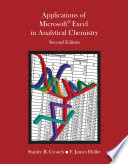 Applications of Microsoft Excel in Analytical Chemistry