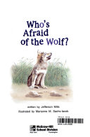 Who S Afraid Of The Wolf