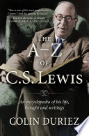 The A Z Of C S Lewis book