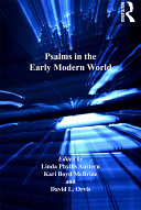 download ebook psalms in the early modern world pdf epub