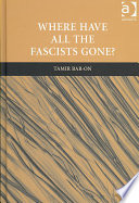 Where Have All The Fascists Gone? : nouvelle droite, is a cultural school...