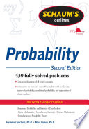 Schaum s Outline of Probability  Second Edition