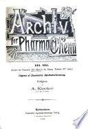 Archiv for pharmaci og chemi