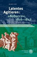 Latentes Agitieren   Nabucco   1816 1842
