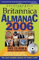 Encyclopaedia Britannica Almanac 2006 Book PDF