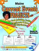 Maine Current Events Projects