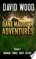 The Dane Maddock Adventures