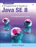A Programmer S Guide To Java Se 8 Oracle Certified Professional Ocp