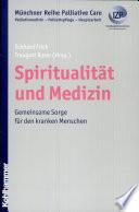Spiritualit  t und Medizin