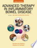 Advanced Therapy of Inflammatory Bowel Disease  Ulcerative Colitis  Volume 1   3e