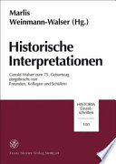 Historische Interpretationen