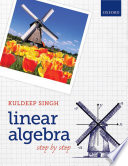 Linear Algebra  Step by Step