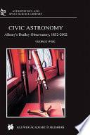 Civic Astronomy