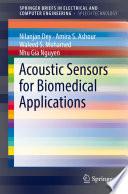 Acoustic Sensors for Biomedical Applications