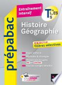 Histoire G  ographie Tle L  ES  S   Pr  pabac Entra  nement intensif