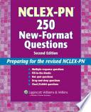 NCLEX PN 250 New format Questions