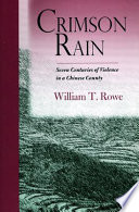 Crimson Rain : in china by studying the...