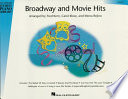 Broadway and Movie Hits   Level 1  Songbook