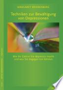 Techniken zur Bew  ltigung von Depression