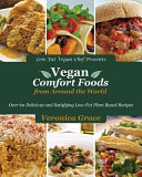 Vegan Comfort Foods from Around the World