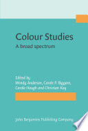 Colour Studies book