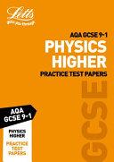 Physics Higher